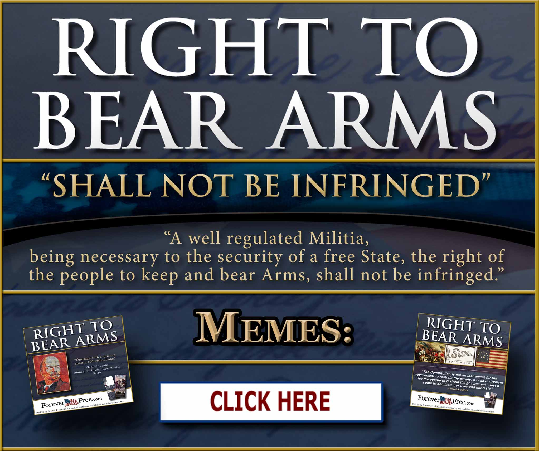 Right To Bear Arms Memes