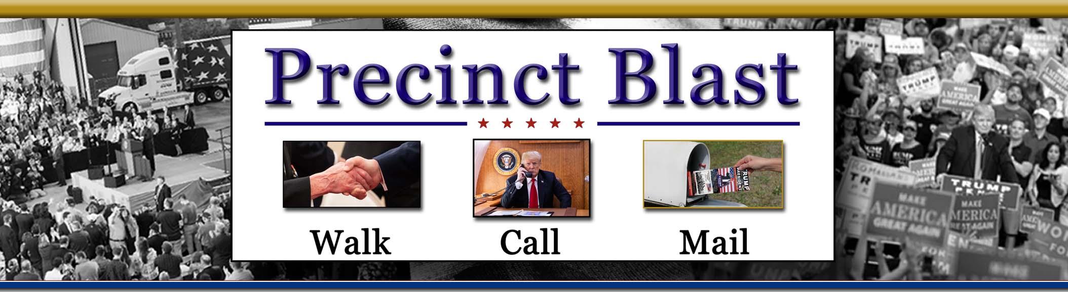 Precinct Blast